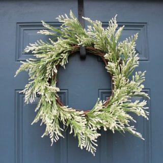 Easiest DIY Wreath Ever