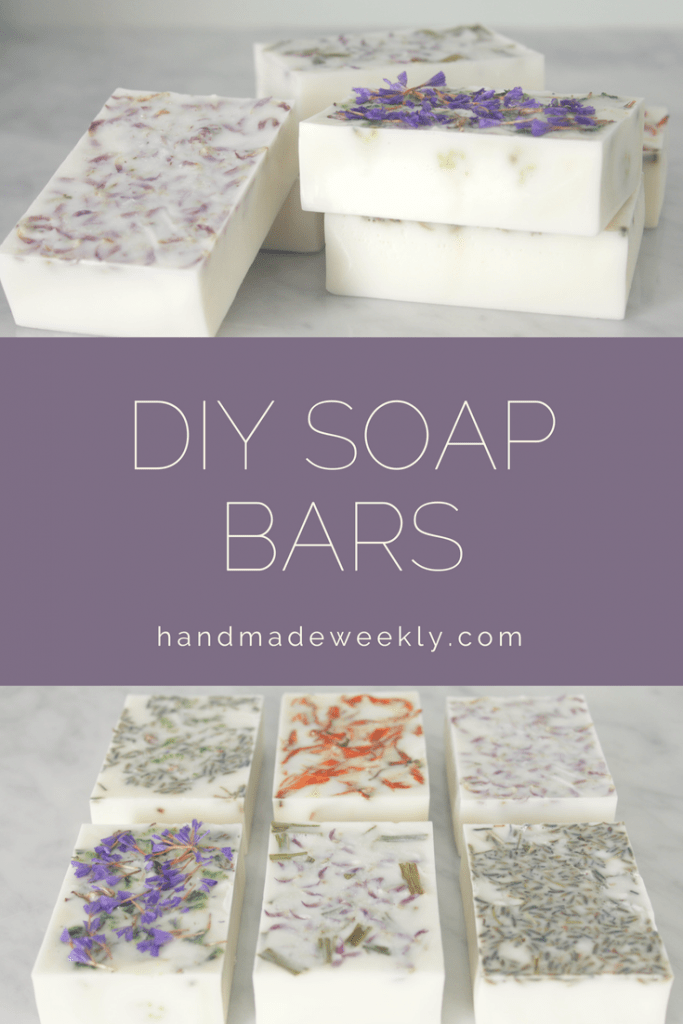 diy soap bars for beginners