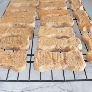 homemade soft chew dog treats