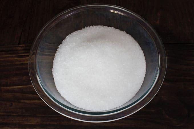 DIY Floral Bath Salt