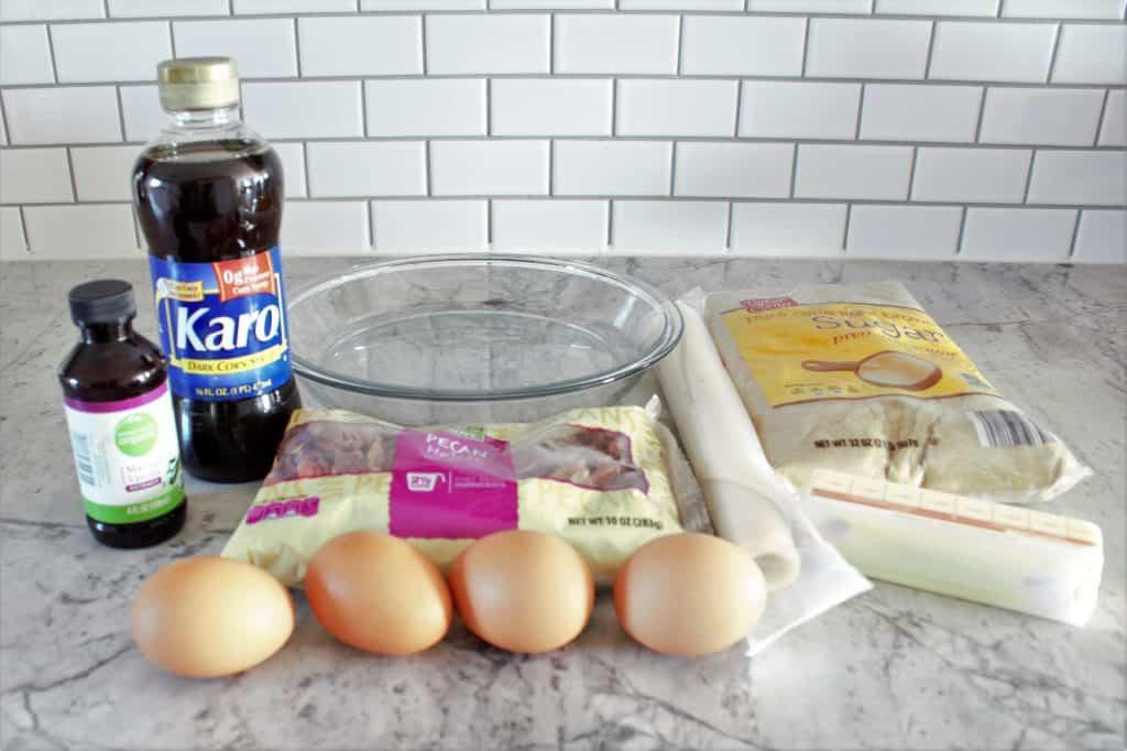 Easy Pecan Pie Recipe
