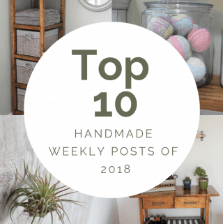 Top DIY, Woodworking, Recipe, Craft posts of 2018