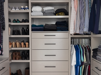 IKEA Tarva and Ivar Hack Master Closet