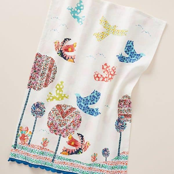 Anthropologie Dish towel