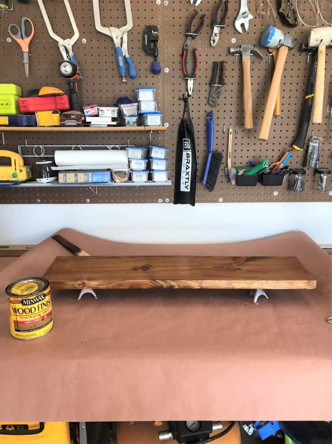 IKEA GRANHULT Wood Shelf Hack