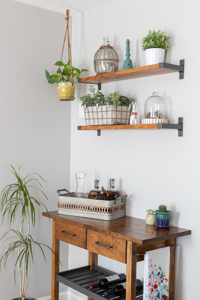 IKEA GRANHULT Hack - Wood