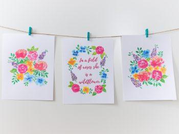 Printable Downloads - Handmade Weekly