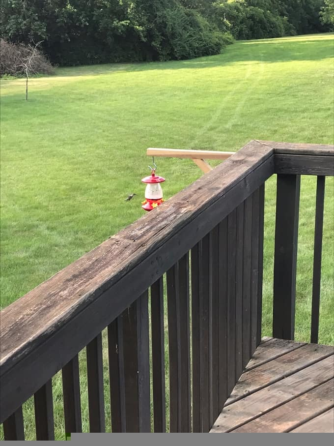 How to restore a wood deck