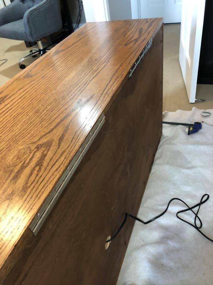 DIY TV DIY TV Stand With Hidden TV Lift