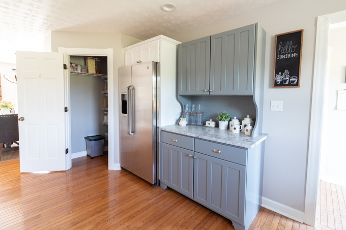 Pantry Makeover Plans