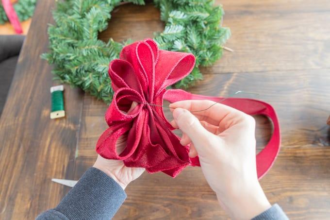 DIY Outdoor wreaths