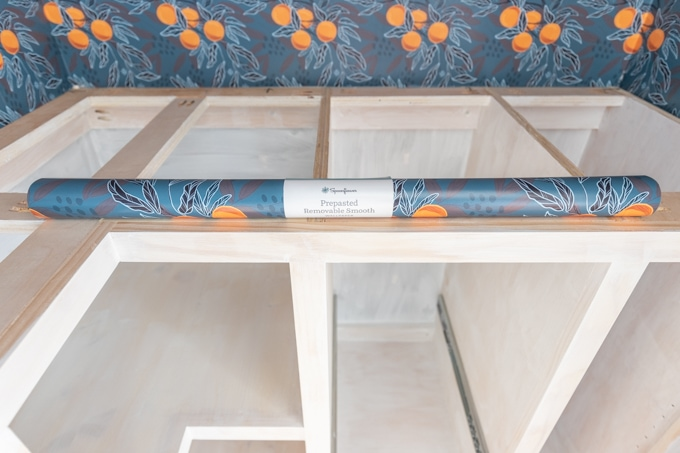 Tips for hanging prepasted removeable wallpaper