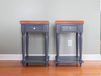 DIY Nightstands Woodworking Plans
